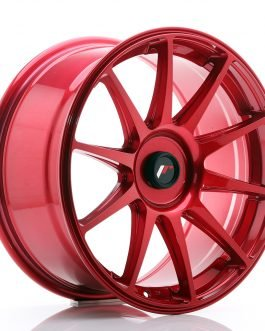 JR Wheels JR11 18×8,5 ET35-40 BLANK Platinum Red