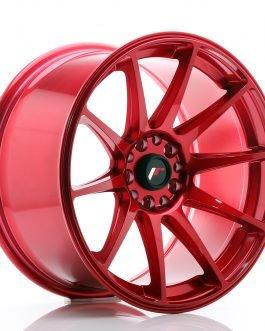 JR Wheels JR11 18×9,5 ET22 5×114/120 Platinum Red