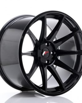 JR Wheels JR11 19×11 ET25 5×120 Glossy Black