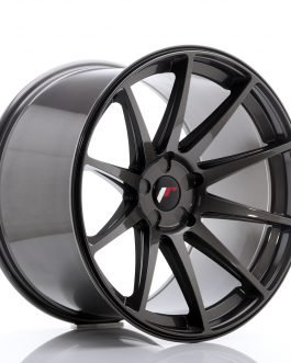 JR Wheels JR11 20×12 ET20-42 5H Blank Hyper Gray