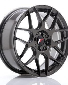 JR Wheels JR18 17×7 ET40 4×100/114 Hyper Gray
