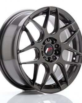 JR Wheels JR18 17×7 ET40 5×108/112 Hyper Gray