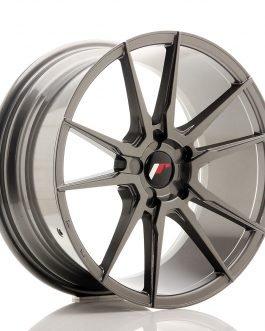 JR Wheels JR21 18×8,5 ET40 5H Blank Hyper Gray