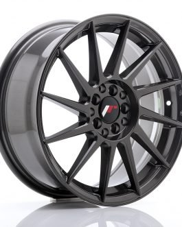 JR Wheels JR22 17×7 ET35 5×100/114 Hyper Gray