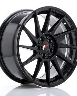 JR Wheels JR22 17×8 ET35 5×100/114 Glossy Black