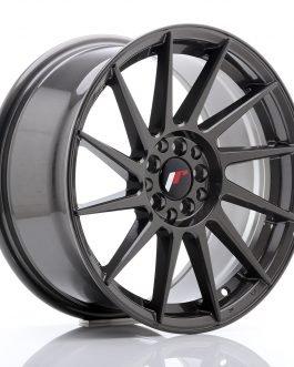 JR Wheels JR22 17×8 ET35 5×100/114 Hyper Gray