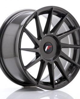 JR Wheels JR22 17×8 ET25-35 BLANK Hyper Gray