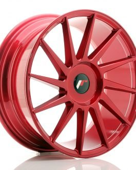 JR Wheels JR22 18×7,5 ET35-42 BLANK Platinum Red