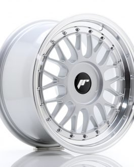 JR Wheels JR23 16×8 ET20-45 BLANK Hyper Silver w/Machined Lip