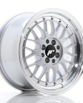 JR Wheels JR23 16×8 ET20 4×100/108 Hyper Silver w/Machined Lip