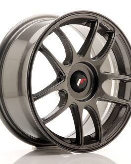 JR Wheels JR29 16×7 ET20-42 BLANK Hyper Gray