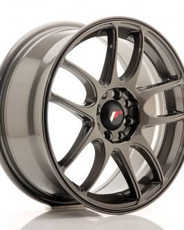 JR Wheels JR29 16×7 ET40 4×100/108 Hyper Gray