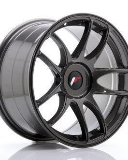 JR Wheels JR29 17×9 ET20-38 BLANK Hyper Gray
