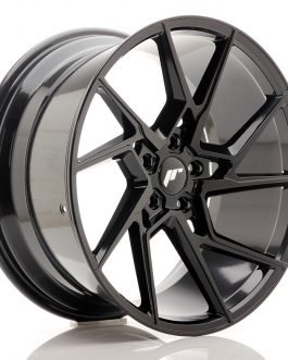 JR Wheels JR33 20×10 ET40 5×112 Glossy Black