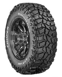 Cooper Discoverer STT Pro Off Road Tire – 30X9.50R15 LRC/6 ply 950/80-15 (Q/104) Kesärengas