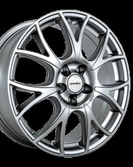 Speedline Corse SL5 Vincitore NOBLESILVER 8.0×18 ET: 45 – 5×118