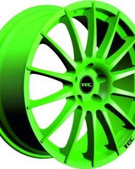 TEC Speedwheels AS2 Race light green CB: 64.0 8×18 ET: 38 – 4×100