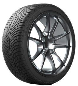 Michelin PILOT ALPIN 5 XL 245/40-18 (W/97) Kitkarengas