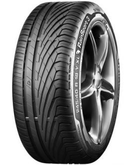 Uniroyal RainSport 3 SSR 205/55-16 (W/91) Kesärengas