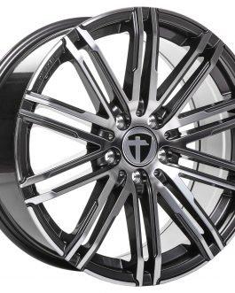 Tomason TN18 Gunmetal polished 8.0×18 ET: 48 – 5×112