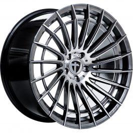 Tomason TN21 Dark Hyper black polished 8.5×19 ET: 45 – 5×108
