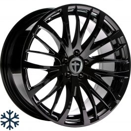 Tomason TN7 black painted 8.5×19 ET: 40 – 5×114.3