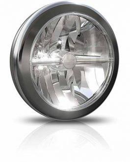 KAUKOVALO OSCAR LED 180MM KROMI (REF 17,5)