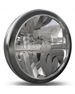 KAUKOVALO SUPER OSCAR LED 230MM KROMI (REF 17,5) P