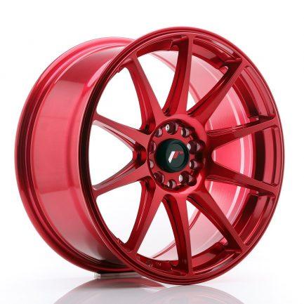 JAPAN RACING JR Wheels JR11 18x8,5 ET40 5x112/114 Platinum Red 8.50x18