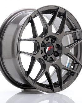 JR Wheels JR18 16×7 ET35 4×100/114,3 Hyper Gray