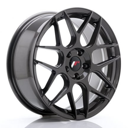 JAPAN RACING JR Wheels JR18 18x7,5 ET40 5x112 Hyper Gray 7.50x18