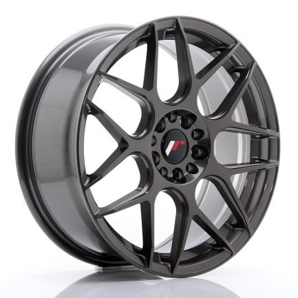 JAPAN RACING JR Wheels JR18 18x7,5 ET40 5x112/114 Hyper Gray 7.50x18
