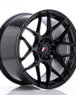 JR Wheels JR18 18×9,5 ET35 5×100/120 Glossy Black