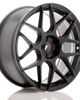 JR Wheels JR18 19×8,5 ET20-42 5H BLANK Matt Black