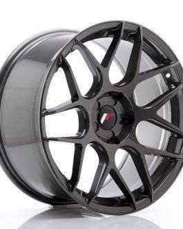 JR Wheels JR18 19×9,5 ET22-35 5H BLANK Hyper Gray