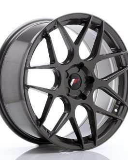 JR Wheels JR18 20×8,5 ET20-40 5H BLANK Hyper Gray