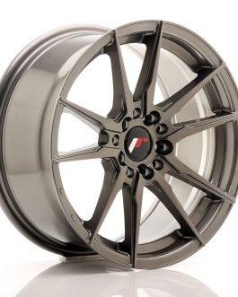JR Wheels JR21 17×8 ET35 5×100/114 Hyper Gray