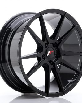 JR Wheels JR21 18×8,5 ET40 5×112 Glossy Black