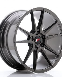 JR Wheels JR21 18×8,5 ET40 5×112 Hyper Gray