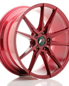 JR Wheels JR21 19×8,5 ET35 5×120 Platinum Red