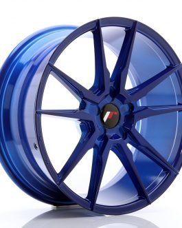 JR Wheels JR21 19×8,5 ET20-43 5H BLANK Platinum Blue