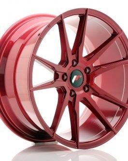 JR Wheels JR21 19×9,5 ET40 5×120 Platinum Red