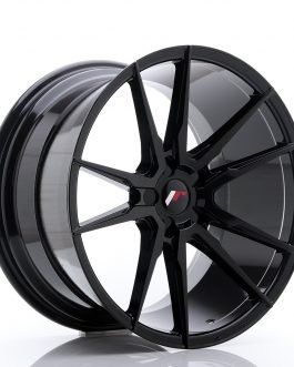 JR Wheels JR21 20×11 ET30-50 5H BLANK Glossy Black