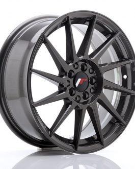 JR Wheels JR22 17×7 ET35 4×100/114 Hyper Gray