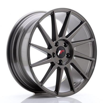 JAPAN RACING JR Wheels JR22 18x7,5 ET40 5x112 Hyper Gray 7.50x18