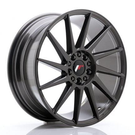 JAPAN RACING JR Wheels JR22 18x7,5 ET40 5x112/114 Hyper Gray 7.50x18