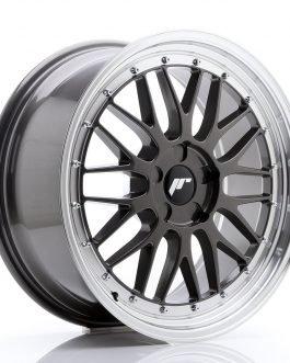 JR Wheels JR23 19×8,5 ET20-50 5H BLANK Hyper Gray w/Machined Lip
