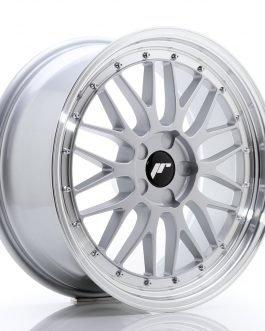 JR Wheels JR23 19×8,5 ET20-50 5H BLANK Hyper Silver w/Machined Lip