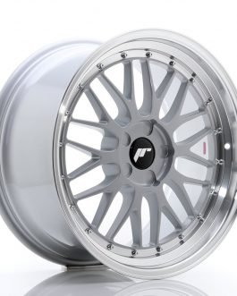 JR Wheels JR23 19×9,5 ET20-48 5H BLANK Hyper Silver w/Machined Lip