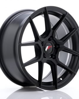 JR Wheels JR30 17×8 ET40 5×112 Matt Black